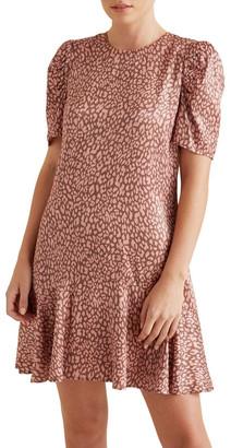 Seed Heritage Printed Mini Dress No