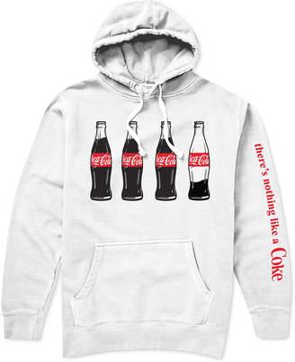 Hybrid Coca-Cola Men Hoodie