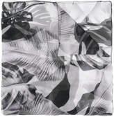 D-Exterior D.Exterior printed scarf