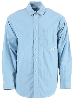 Alexander Wang Light Blue Button-down Shirt