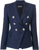 Balmain button-embellished blazer