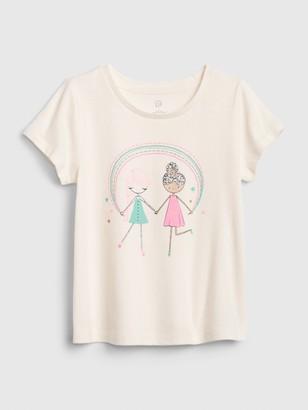 Gap Toddler Bea Short Sleeve T-Shirt