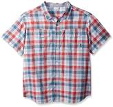 Columbia Men's Leadville Ridge Short-Sleeve Shirt