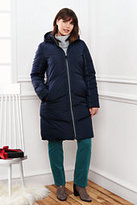 Classic Women's Plus Size Won't Let You Down Coat-Forest Night