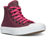 Converse Chuck Taylor All Star II Hi Top Casual Sneakers from Finish Line
