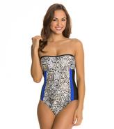 Athena Python Strapback One Piece Swimsuit 8120980