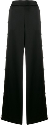 Balmain Tailored Button Trousers