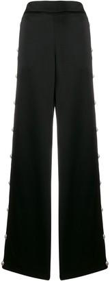 Balmain Tailored Button Trousers