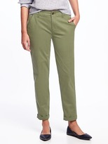 Old Navy Boyfriend Straight Khakis for Women