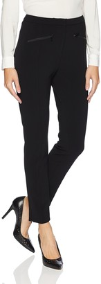 Ramy Brook Women's Lee Strech Crepe Pant