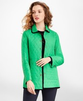 Brooks Brothers Water-Repellent Quilted Car Coat