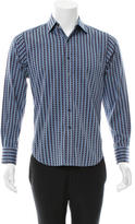 Robert Graham Striped Button-Up Shirt
