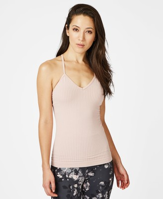 Sweaty Betty Namaste Seamless Bamboo Yoga Tank