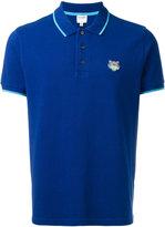 Kenzo Mini Tiger polo shirt - men - Cotton - XS