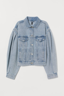H&M Boxy denim jacket