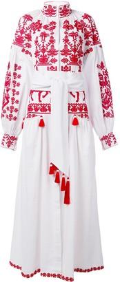 Yuliya Magdych 'Litopys' dress