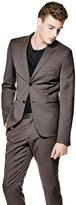 GUESS Men's Broadway Ultra-Skinny Blazer