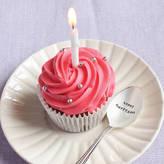 The Cutlery Commission Personalised 'Happy Birthtea' Tea Spoon