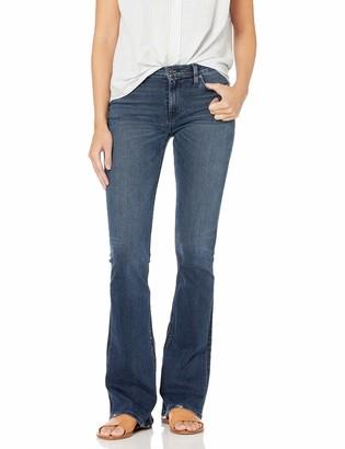 Hudson Women's Nico Mid Rise Bootcut Jean