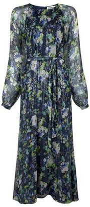 Essentiel Antwerp Verfect Floral Print Dress - Vapor Blue / DK34 - UK8