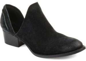 Journee Signature Women's Jonesy Booties Women's Shoes