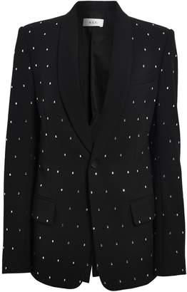 A.L.C. Oren Sequined Tuxedo Blazer