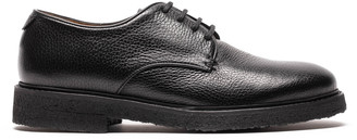 Tracey Neuls - PABLO Black | Black Crepe Sole Derby - 35