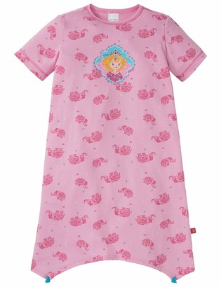 Schiesser Girls' Prinzessin Lillifee Nachthemd Nightie