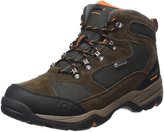 Hi-Tec 2016 Dri-Tec Storm Mens Suede Leather Hiking Sports Walking Boots - Waterproof 9UK
