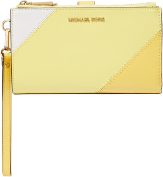 MICHAEL Michael Kors Color-block Leather Wallet