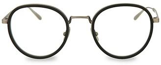 Bottega Veneta 49MM Round Novelty Optical Glasses