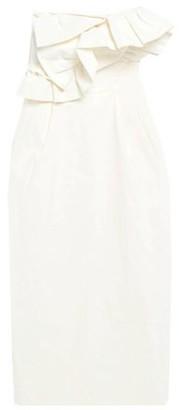 ANNA OCTOBER 3/4 length dress