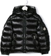 Moncler 'Gaston' puffer jacket - kids - Polyamide/Feather Down - 8 yrs