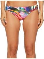 Lauren Ralph Lauren Tropic Palm Hipster Bottom Women's Swimwear