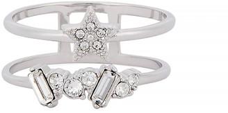 Olivia Burton Celestial Swarovski Crystal-embellished Ring