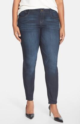 Wit & Wisdom 'Super Smooth' Stretch Skinny Jeans