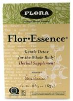 Flor-Essence Dry Herbal Tea Blend by Flora Inc (2.2oz Dry Herbs)