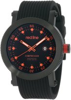 Redline red line Men's 18001-BB-010R Compressor Collection Watch