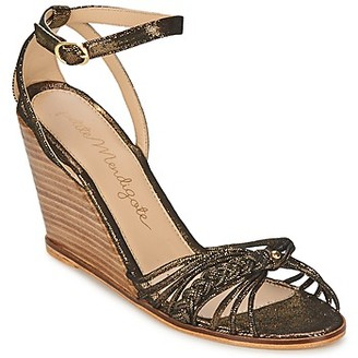 Petite Mendigote COLOMBE women's Sandals in Black
