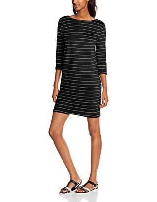 Vila CLOTHES Women's VITINNY NEW DRESS Knee-Length Plain Pencil Long Sleeve Dress,S (Manufacturer Size: S)