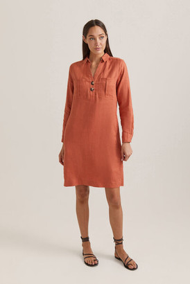 Sportscraft Chloe Linen Dress