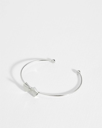 Ted Baker Solitaire Bow Fine Cuff