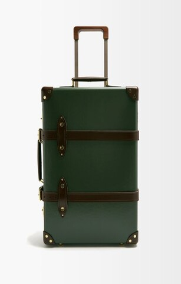 Globe-trotter Centenary 20 Cabin Suitcase - Khaki Multi