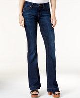 DL 1961 Joy Pulse Wash Flared Jeans
