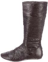 Jenni Kayne Snakeskin Boots