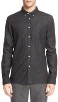 Saturdays Nyc Men's 'Crosby' Denim Shirt