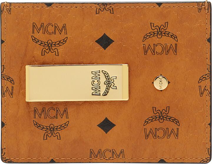 super popular 8d08f ec3eb Money Clip Card Case In Visetos Original