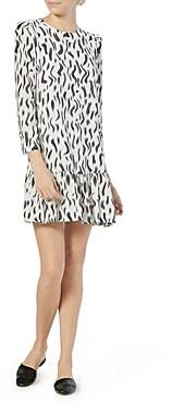 Joie Noto Printed Shift Dress