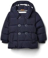 Gap Warmest puffer peacoat