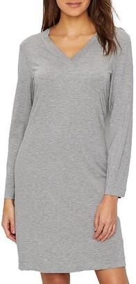 Hanro Champagne Knit Sleep Shirt